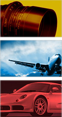 Precision engineering for aerospace, automotive, marine, motorsport and photographic industries
